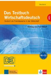Das Testbuch Wirtschaftsdeutsch Audio-CD-vel