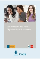 DaF kompakt neu A1 B1 Digitales Unterrichtspaket