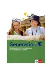 Generation E Lehrerhandbuch