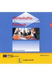 Neu Wirtschaftskommunikation Deutsch 2 CDs zum Lehrbuch