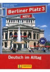 Berliner Platz 3 Neu Lehr- und Arbetisbuch + 2 Audio-CDs