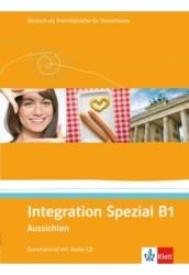 Integration Spezial B1 Kursmaterial mit Audio-CD