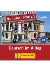 Berliner Platz 3 Neu 2 Audio-CDs
