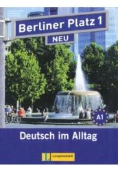 Berliner Platz 1 Neu Lehr- und Arbetisbuch + 2 Audio-CDs + Treffpunkt D-A-CH
