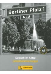 Berliner Platz 1 Neu Lehrerhandreichungen