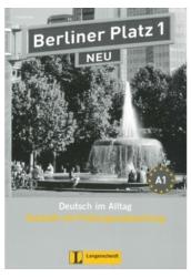 Berliner Platz 1 Neu Testheft mit Prüfungsvorbereitung + Audio-CD