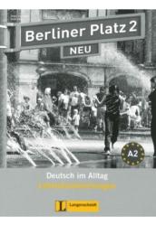 Berliner Platz 2 Neu Lehrerhandreichungen