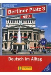 Berliner Platz 3 Neu Lehr- und Arbetisbuch + 2 Audio-CDs + Im Alltag EXTRA
