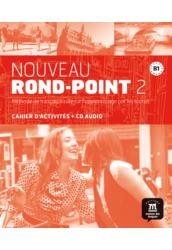 Nouveau Rond-Point 2 Cahier d'activités + CD Audio