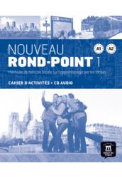 Nouveau Rond-Point 1 Cahier d'activités + CD Audio