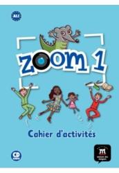 Zoom 1 Cahier d'activités + CD Audio
