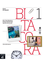 Bitácora 1 Libro del alumno + CD Audio