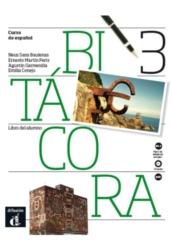 Bitácora 3 Libro del alumno + CD Audio