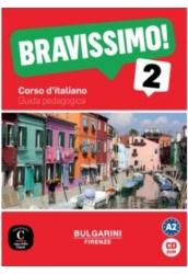 Bravissimo! 2 - Guida pedagogica + CD ROM