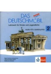 Das neue Deutschmobil 2. Audio   CD.
