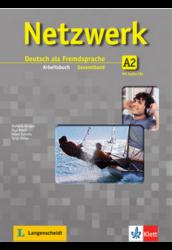 Netzwerk A2. Arbeitsbuch mit 2 Audio-CDs