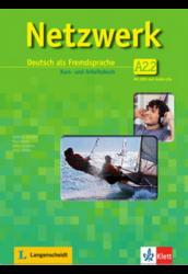 Netzwerk A2. in Teilbänden Kurs- und Arbeitsbuch, Teil 2 mit 2 Audio-CDs und DVD