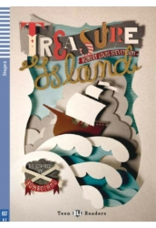 TREASURE ISLAND + Audio-CD