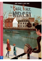 THE BOAT RACE MYSTERY + Audio-CD
