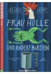 FRAU HOLLE + Audio-CD