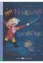 NUSSKNACKER UND MAUSEKÖNIG + Audio-CD