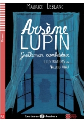 ARSÉNE LUPIN GENTLEMAN CAMBRIOLEUR + Audio-CD