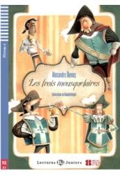 LES TROIS MOUSQUETAIRES + Audio-CD