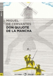 DON QUIJOTE DE LA MANCHA + Audio-CD
