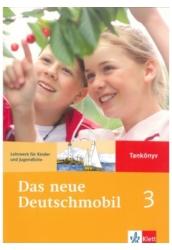 Das neue Deutschmobil 3. Tankönyv