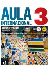 Aula Internacional 3. Nueva edición+Mp3 CD