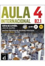 Aula Internacional 4. Nueva edición B2.1+Audio/Mp3 CD