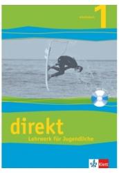 Direkt Arbeitsbuch 1 mit Audio-CD