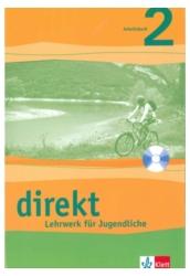 Direkt Arbeitsbuch 2 mit Audio-CD