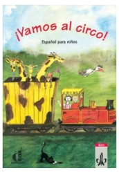 !Vamos al circo! Tankönyv