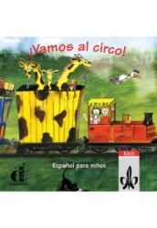 !Vamos al circo! CD