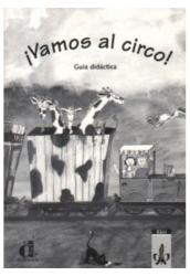 !Vamos al circo!, Lehrerheft, tanári kézikönyv