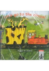 Let's go to the circus! Audio CD