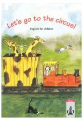 Let's go to the circus! Tankönyv