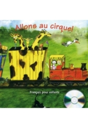 Allons au cirque! Audio CD