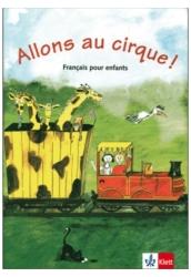 Allons au cirque! Tankönyv