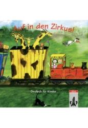 Auf in den Zirkus! CD