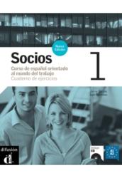 Socios 1. Nueva edícia Cuaderno de ejercicios