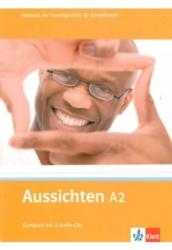 Aussichten A2 Kursbuch + CDs