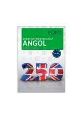 PONS 250 Nyelvtani gyakorlat Angol