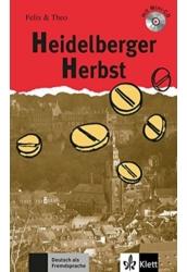 Heidelberger Herbst - Könnyített olvasmányok német, mint idegen nyelv