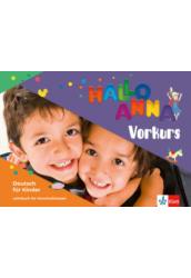 Hallo Anna Vorkurs Lehrbuch plus 2 Audio CDs