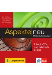 Aspekte neu B1 plus - Mittelstufe Deutsch - 2 Audio-CD