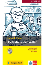 Detektiv wider Willen - Könnyített krimik fiataloknak