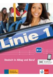 Linie 1. B1.1 Kurs  und Übunsbuch mit DVD ROM