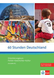 60 Stunden Deutschland Kurs- und Übungsbuch + Audio-CD